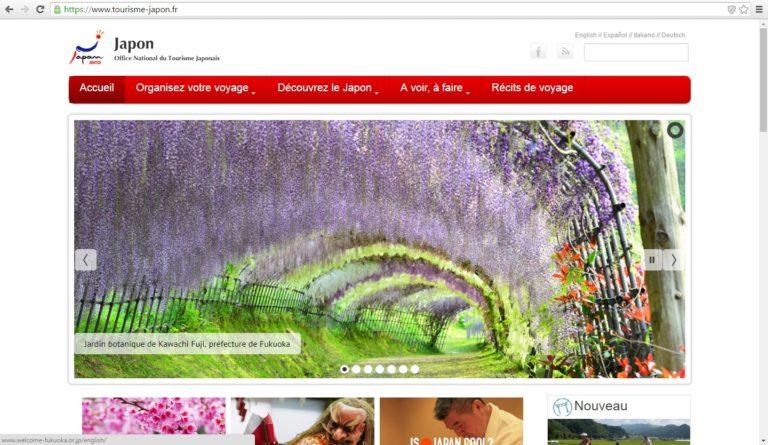 Read more about the article Le basique : L'office National du Tourisme Japonais (JNTO)