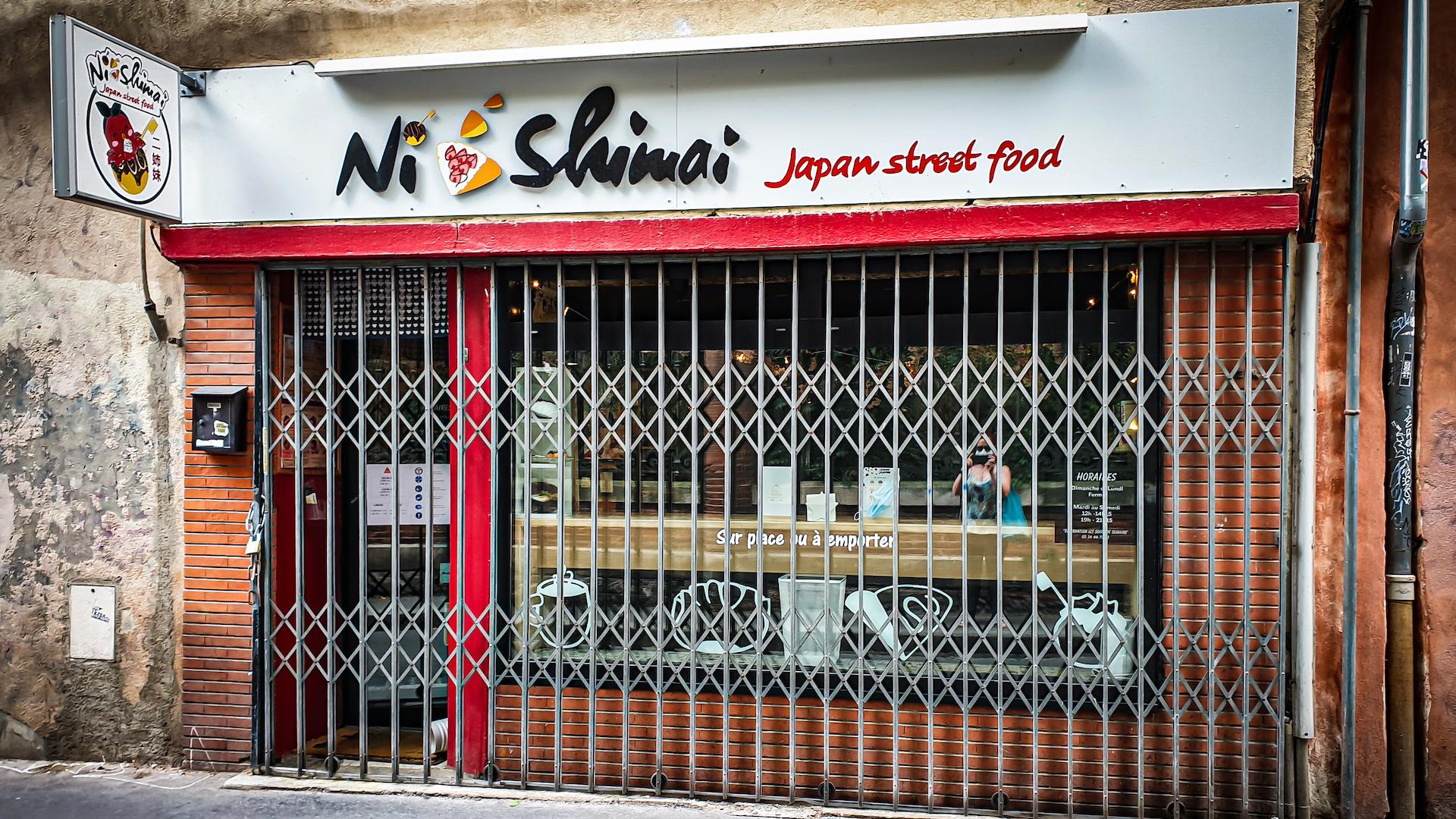 Street Food au Ni'Shimai !